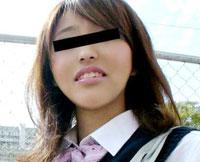 「撮影のバイトやらない?」と女子校生を騙してやり放題! 澤口亜美