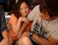 【エロ動画】酔っ払い×露出デート 悠希めい
