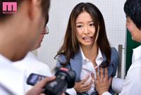 【エロ動画】女教師レイプ輪姦 夏目彩春