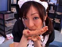 【エロ動画】励ましゴックン◆癒しのゴックン 雪見紗弥