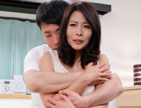 【エロ動画】娘のカレシに抱かれた母 井川香澄