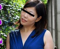【無修正】欲求不満でヤラれに来た巨乳熟女 美波翔子 39歳