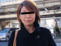 【無修正】環状線の女 ~新今宮駅~ 直美32歳