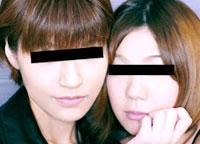 レズフェティシズム ~SMに覚醒したレズカップルが3P~ アキ&サリ