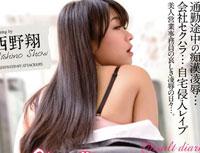 【エロ動画】美人OLの悲惨な凌辱日記 西野翔