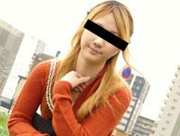 【無修正】天然むすめ 公衆トイレでフェラ ~フェラがうますぎる19歳娘~ 橋本美穂