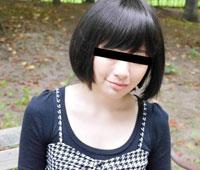 天然むすめ おんなのしくみ ~奈々美の全て測っちゃいます~ 倉田奈々美 21歳
