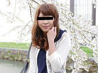 天然むすめ 花見の季節はお酒より精子を飲みたくなるの 谷中晴美 21歳