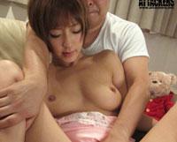 【エロ動画】夫の目の前で犯されて- 義兄の強姦出張 杏樹紗奈