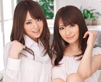 【エロ動画】明歩と咲 美人姉妹といつでもセックス 吉沢明歩 香西咲