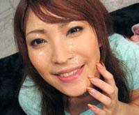 【エロ動画】パーフェクトボディ×ギリモザ ものすごい顔射 桜ここみ