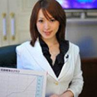 【無修正】美人キャスター輪姦生中継:大谷真央子
