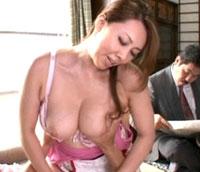 【エロ動画】新・近親相姦 貞操観念が異常に低い家族 風間ゆみ
