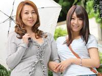 【エロ動画】親族レズビアン わたしの叔母さん 風間ゆみ 北川瞳