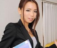 【無修正】美熟女不動産エージェントのグショ濡れオープンハウス 神谷恋